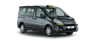 6 Seat Taxi
