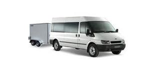 17 Seat Minibus with Trailer